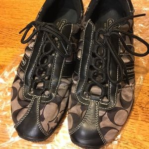 Genuine Coach Kirby Sneakers Comfortable Stylish.